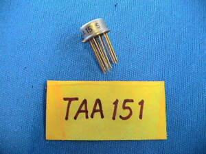 IC-BAUSTEIN-TAA151-13230-101