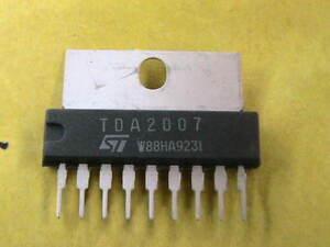 IC-BAUSTEIN-TDA2007-11321