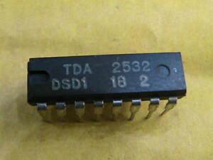 IC-BAUSTEIN-TDA2532-11454-92