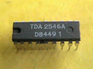 IC-BAUSTEIN-TDA2546A-11459-92