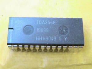 IC-BAUSTEIN-TDA3566-11535