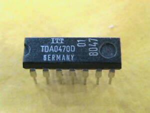 IC-BAUSTEIN-TDA470-D-11130