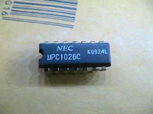 IC-BAUSTEIN-UPC1026c-12936-98