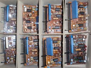IC-BAUSTEINE-a-PLATINE-TBA520-TBA530-TBA540-QUARZ-4-433618Mhz-u-a-4x-24649