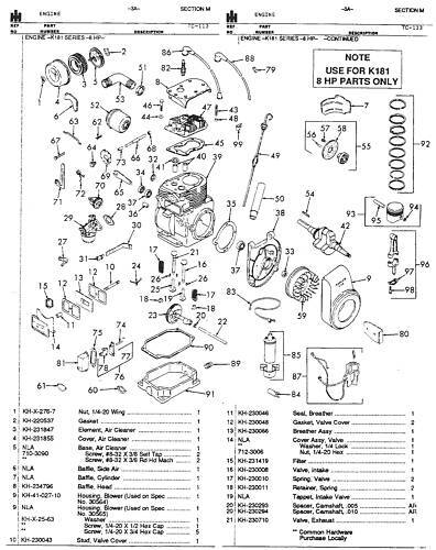 File  For Cub Cadet 1110 Wiring Diagram
