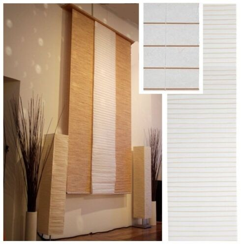 IKEA ANNO AMORF Window Panel Curtain Room Divider Bamboo Rice Paper New in Home & Garden, Window Treatments & Hardware, Curtains, Drapes & Valances | eBay