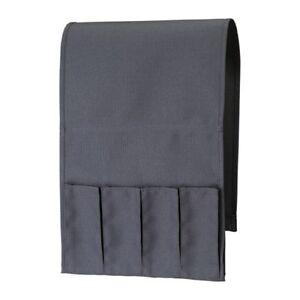 ikea flort fernbedienungshalter f r sofa sessel in schwarz neu ebay. Black Bedroom Furniture Sets. Home Design Ideas