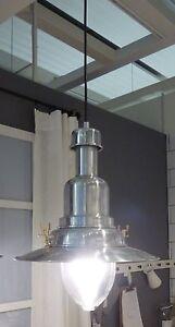 ikea ottava h ngeleuchte deckenlampe designerlampe lampe glas aluminium leuchte ebay. Black Bedroom Furniture Sets. Home Design Ideas