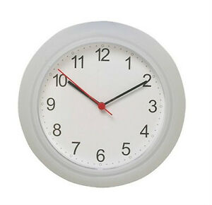 Ikea Bathroom on Ikea Wall Clock White Bedroom Living Room Bathroom Kitchen Watch Time