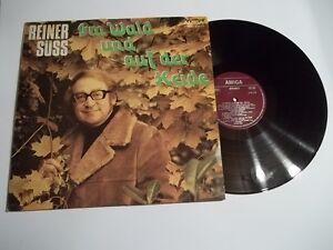 IM-WALD-UND-AUF-DER-HEIDE-Vinyl-Schallplatte-Amiga-Reiner-Suess
