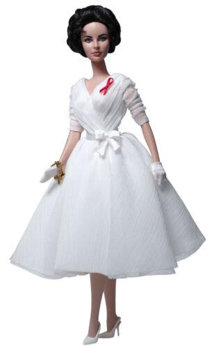IN STOCK Silkstone Elizabeth Taylor White Diamonds Robert Best doll NRFB Mint! in Dolls & Bears, Dolls, Barbie Contemporary (1973-Now)   eBay