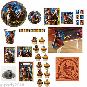 Indiana jones birthday party supplies create your set w free shipping ebay - Indiana jones party decorations ...