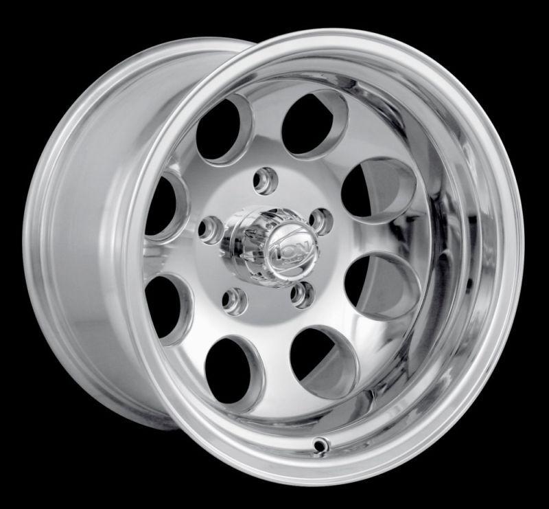 ION 171 Wheels Rims 15x8, fits CHEVY S10 GMC SOMOMA BLAZER JIMMY 4X4