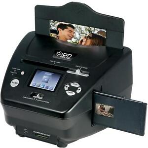 ION Audio Pics 2 SD Slide & Film Scanner