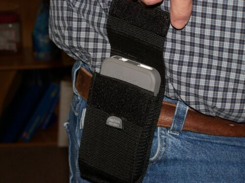 IPHONE 4 & 4S Lifeproof case cell Phone holster has belt loop. in Cell Phones & Accessories, Cell Phone Accessories, Cases, Covers & Skins | eBay