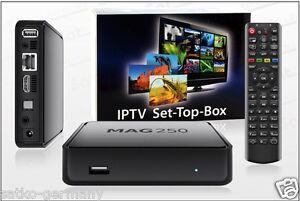 IPTV-Box-MAG-250