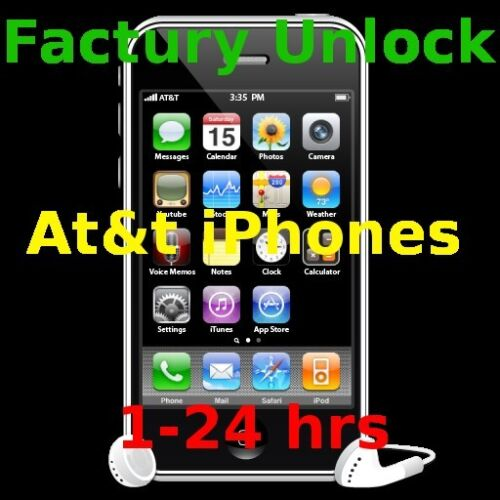 IPhone Unlock Service AT&T USA *1-5hrs* (9-1am EST ) BLAZING FAST Factory Unlock in Specialty Services, Other Services | eBay