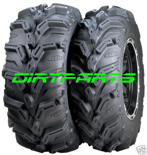 ITP Mud Lite XTR Tire Kit (2) 27 11 12 ATV UTV