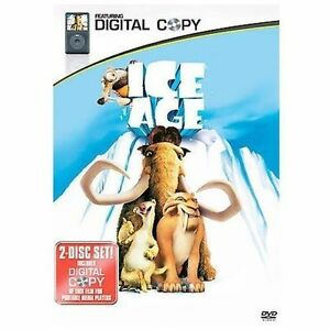 Ice Age (DVD, 2008, Checkpoint; Includes...