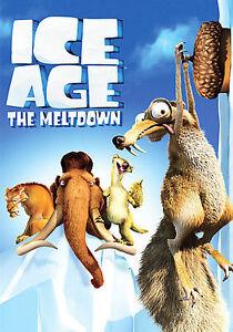 Ice Age: The Meltdown (DVD, 2009, Widesc...