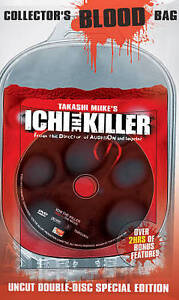 Ichi the Killer (DVD, 2007, 2-Disc Set, ...