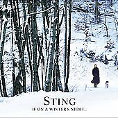 If on a Winter's Night... by Sting (CD, ...