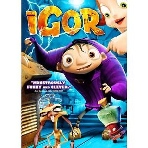 Igor (DVD, 2009, 2-Disc Set, Checkpoint;...