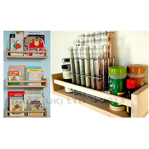 Ikea Bekvam Solid Beech Wooden Spice Rack Kids Bedroom