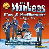I'm a Believer and Other Hits by Monkees (The) (CD, Jan-1999, Flashback Records)