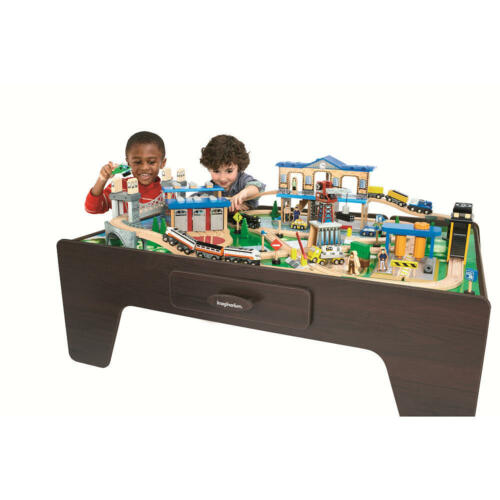 Imaginarium City Central Train Table 647069696593 Ebay