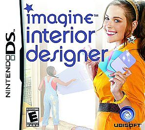 Interior Designer Games on Imagine Interior Designer Nintendo Ds Game Game Only 008888164753