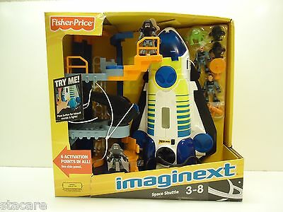 imaginext space shuttle accessories - photo #19