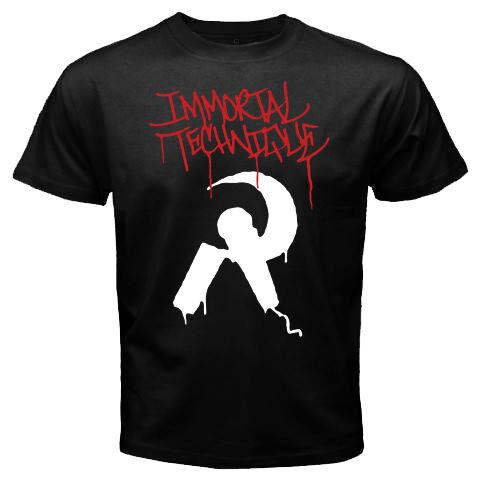 Rap Hip Hop Revolutionary The Martyr Concert Tour T Shirt Tee