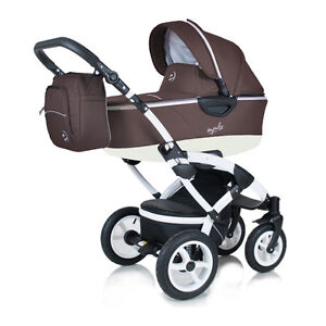 impulse kombi kinderwagen 3 in 1 babyschale autositz buggy. Black Bedroom Furniture Sets. Home Design Ideas