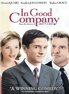 In Good Company (DVD, 2005, Full Frame) in DVDs & Movies, DVDs & Blu-ray Discs | eBay