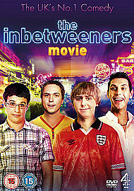 The Inbetweeners Movie (DVD, 2011, 2-Dis...