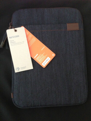 """Incase Terra Sleeve case for MacBook Pro/AIR 13"""" in-Blue Denim CL57978/BRAND NEW in Computers/Tablets & Networking, Laptop & Desktop Accessories, Laptop Cases & Bags 