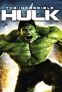 The Incredible Hulk (DVD, 2008, Widescre...