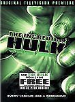 The Incredible Hulk: Original Television...