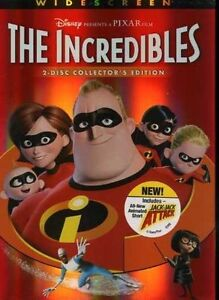 The Incredibles (DVD, Widescreen)