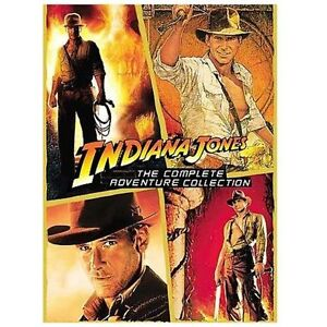 Indiana Jones - The Complete Adventure C...
