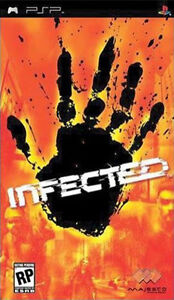 Infected for Sony PSP