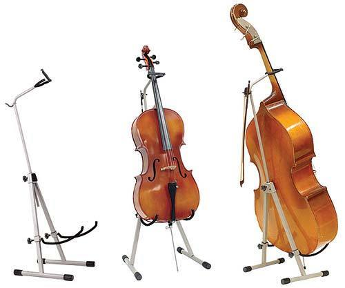 Ingles Adjustable Cello & Upright String Bass Stand in Musical Instruments & Gear, Equipment, Stands | eBay