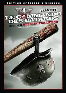 Inglourious Basterds (DVD, 2009, Canadia...