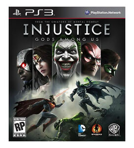 Injustice: Gods Among Us  (Sony Playstat...