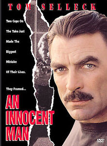 An Innocent Man (DVD, 2003)