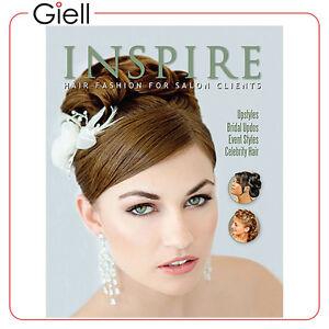 Inspire Hair Fashion Book for Salon Clients Vol 82 Bridal ...
