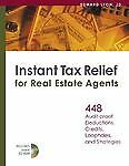 Instant Tax Relief for Real Estate Agents Edward A. Lyon