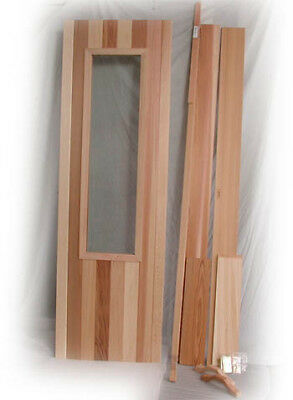 SAUNA DOOR - Insulated with Window