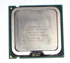Intel Core 2 Duo E6400 - 2.13 GHz Dual-C...